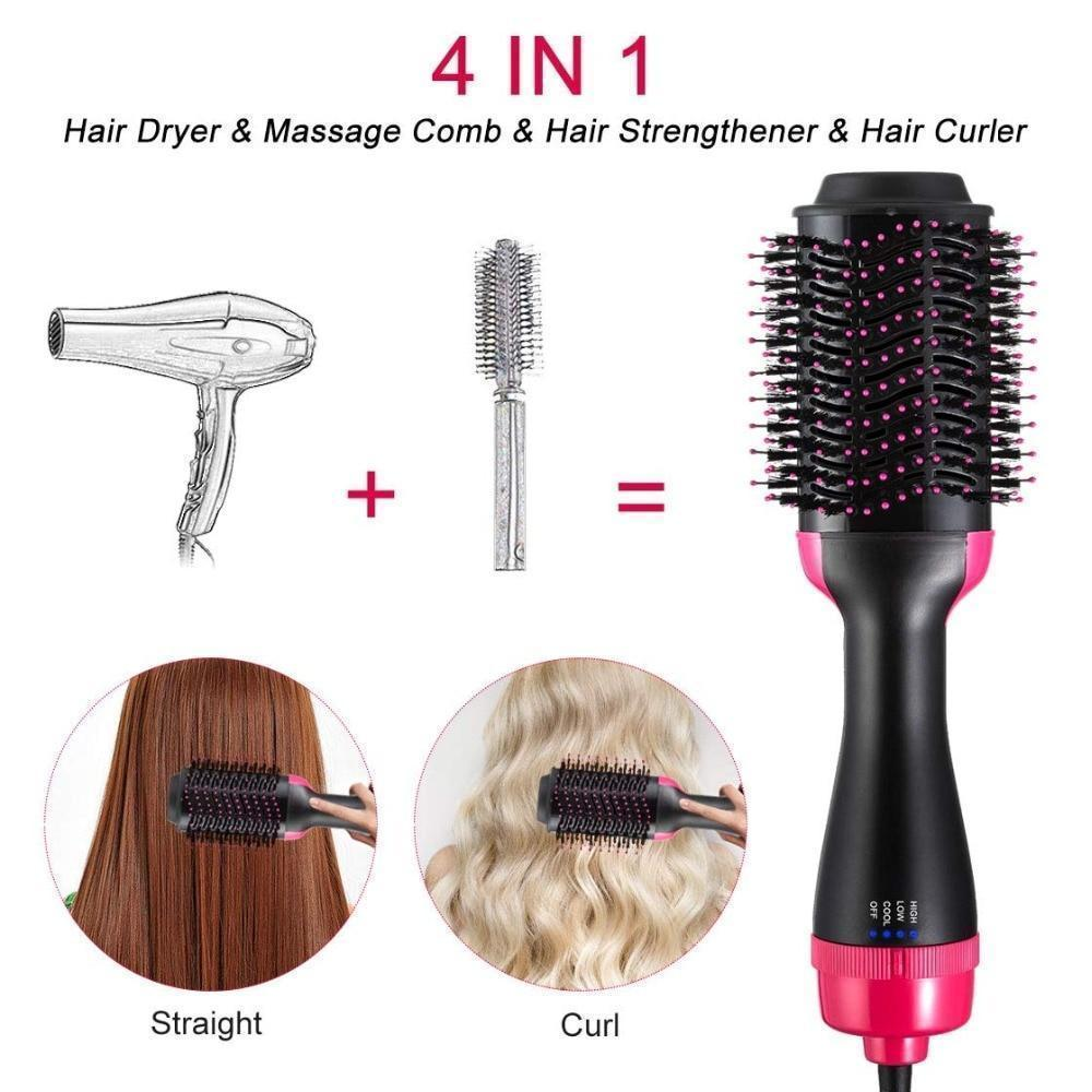 2 IN 1 ONE-STEP HAIR DRYER & VOLUMIZER