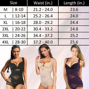 High Waist  Body Shaper