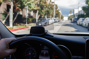 HUDWAY DRIVE: THE BEST HEAD-UP DISPLAY FOR ANY CAR
