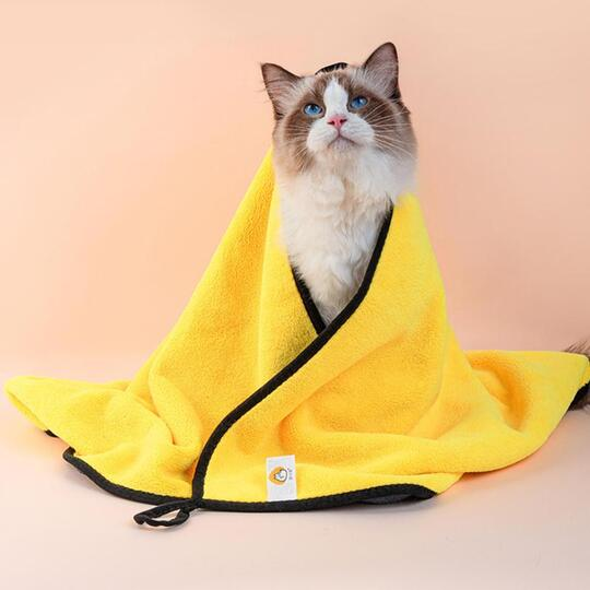 Super Absorbent Quick-drying Pet Cleaning Towel