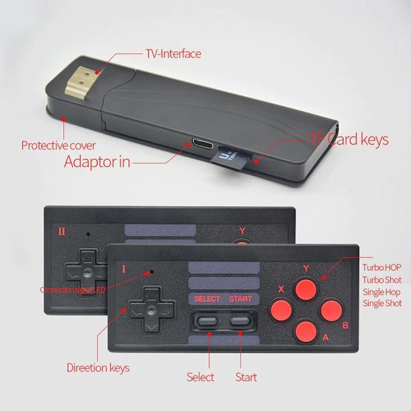 The 2020 Retro Gaming Stick