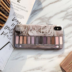 Makeup Eyeshadow Palette Phone Case