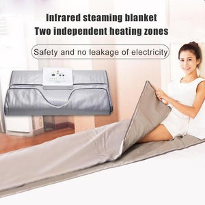 The Sweat And Glow Infrared Sauna Blanket