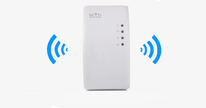 WiFi Genius Repeater - Instantly Double Your WiFi Range - FREE SHIP DEALS