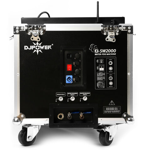 X-SW2000 Water Fog Machine
