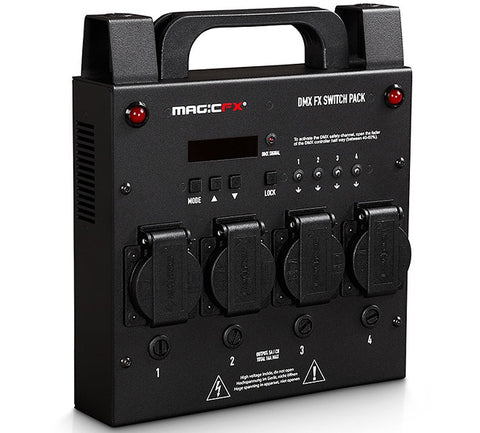MAGICFX DMX Switchpack - Hire