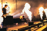Parkway Drive Flames Blaso Pyrotechnics