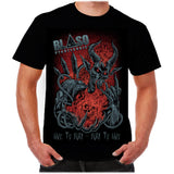 'Live to Burn' T-Shirt