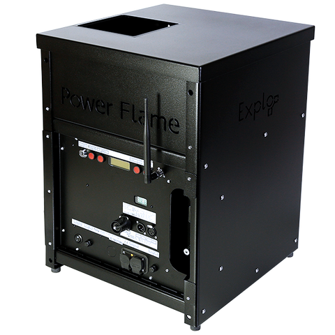 Explo Power Flame X2 - Hire | SpecialFX Australia