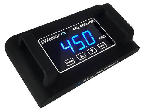 ProStageFX CO2 Counter - Hire