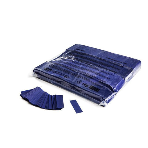 Slowfall Paper Confetti - Dark Blue - king-confetti
