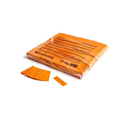Slowfall Paper Confetti - Orange - king-confetti