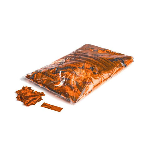 Metallic Confetti - Orange - king-confetti