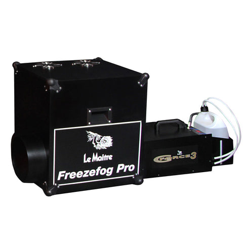 LSG / FreezeFog Pro Low Fog Hire