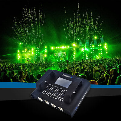 Prostage FX DMX Switchpack Controller SFX