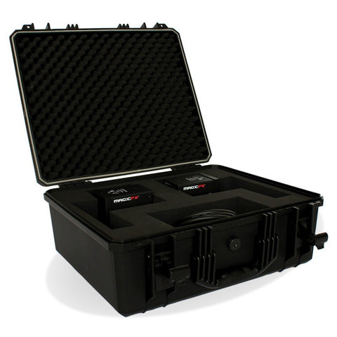 MagicFX - Case for 2 Co2 Jets SpecialFX Australia