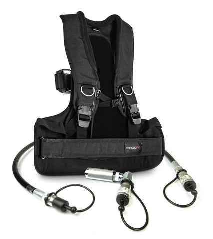 MagicFX CO2 Back Pack Set -  SpecialFX Australia