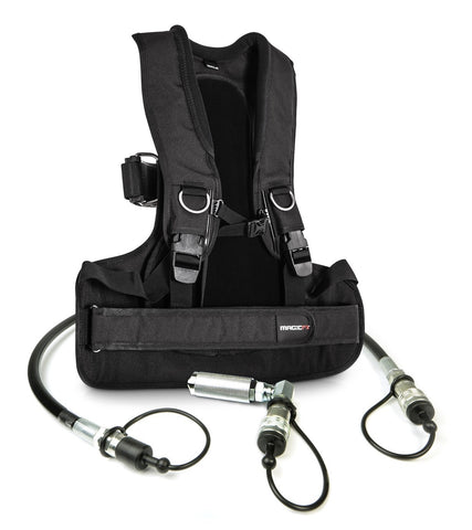 MAGICFX Co2 Backpack Kit- Hire