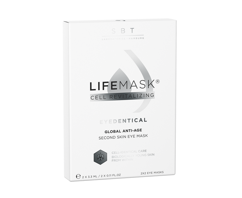 NEU! SBT Lifemask - Second Skin Eye Mask