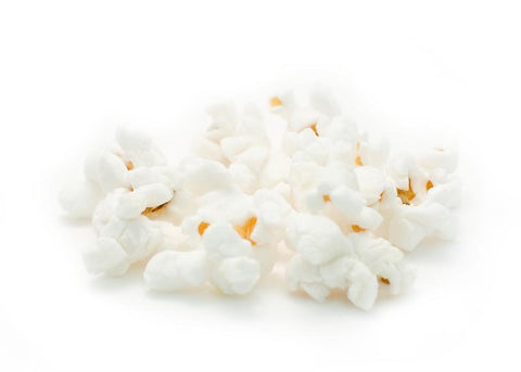 baby white salted gourmet popcorn