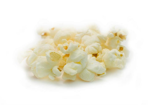 butter and salt gourmet popcorn