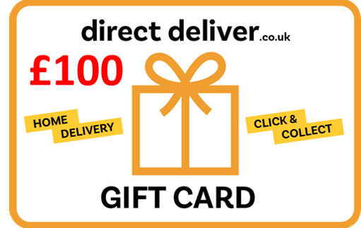 £100 Gift Card. - Direct Deliver