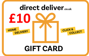 £10 Gift Card. - Direct Deliver