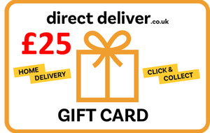 £25 Gift Card - Direct Deliver