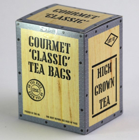 40 Classic Breakfast Tea Bags - Direct Deliver
