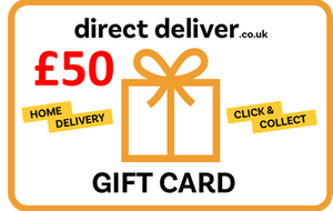 £50 Gift Card - Direct Deliver