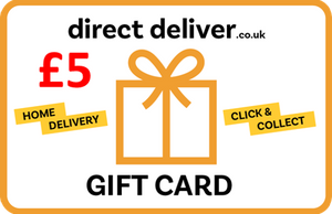 £5 Gift Card - Direct Deliver