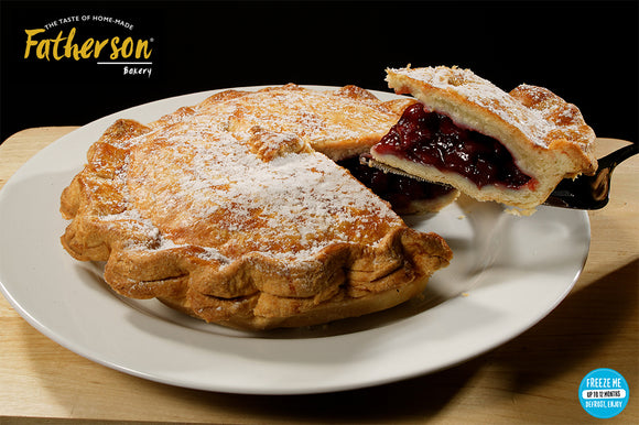 Apple & Blackberry Pie  - Fresh or Freeze at home - Direct Deliver