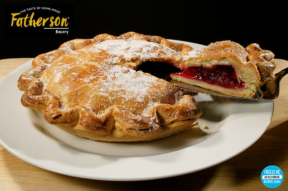 Apple & Raspberry Pie  - Fresh or Freeze at home - Direct Deliver