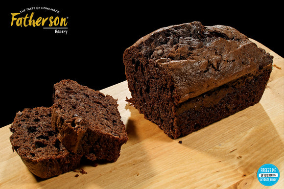 Large Chocolate Indulgence Loaf (8 inch) - Direct Deliver