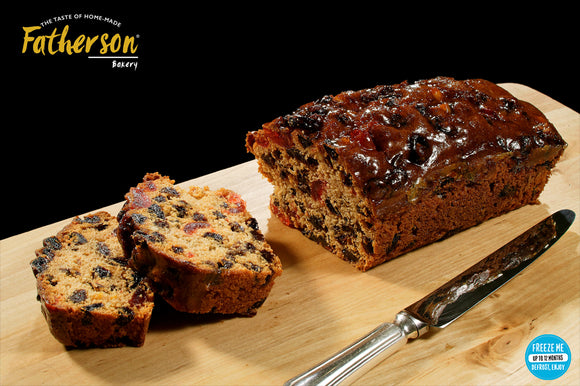 Large Rich Fruit Loaf (8 inch) - Direct Deliver