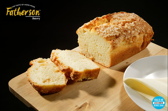 Large Lemon Indulgence Loaf (8 inch) - Direct Deliver