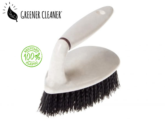 Scrubbing brush - cream 100% recycled - Direct Deliver