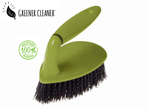 Scrubbing brush - green 100% recycled - Direct Deliver