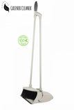 Lobby brush - blue 100% recycled material - Direct Deliver