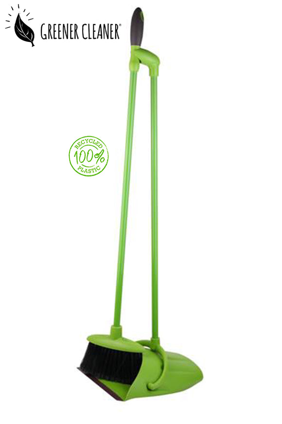 Lobby brush - green 100% recycled - Direct Deliver