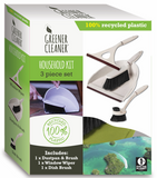 3 Piece Household Kit - Cream 100% recycled - Direct Deliver