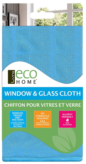 Window & Glass Cloth - Microfibre - Direct Deliver