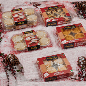 Fatherson Mince Pie Collection - Direct Deliver