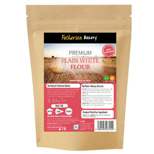 Fatherson Premium Plain Flour 1.5kg - Direct Deliver