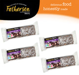 4 Chocolate Rocky Road Snack Bars 65g x 4 - Direct Deliver