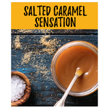 Salted Caramel Snack Bar 65g - Direct Deliver