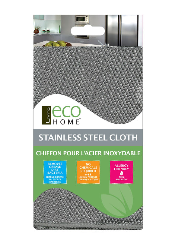 Stainless Steel Cloth - Microfibre - Direct Deliver