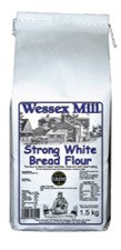 Strong White Bread Flour 1.5Kg - Award Winning - Direct Deliver