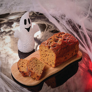 Halloween Toffee Apple Loaf Cake - Direct Deliver