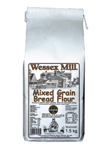 Mixed Grain Bread Flour 1.5Kg - Award Winning - Direct Deliver